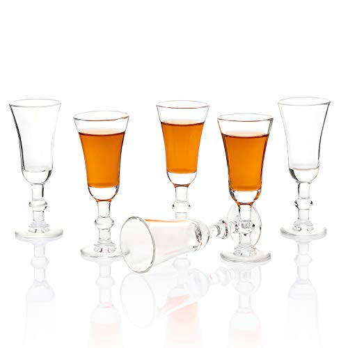 Cordial Shot Glasses