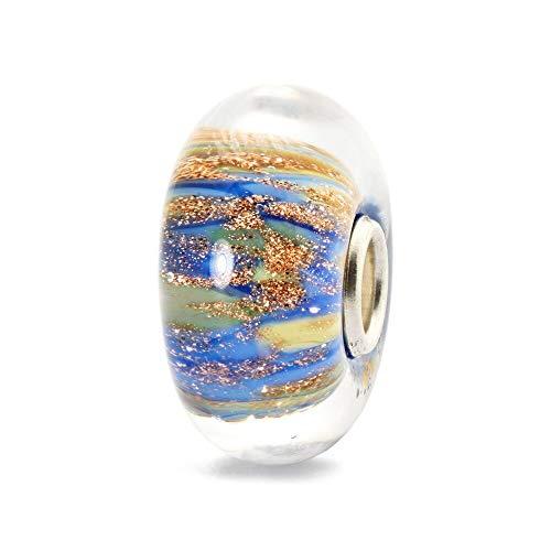 Trollbeads Glas Bead Quelle des Lebens