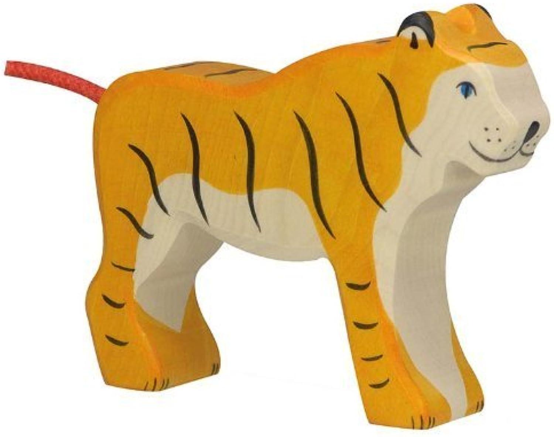 tienda de ventas outlet Holztiger Holztiger Holztiger Wooden Standing Tiger by Holztiger  diseño simple y generoso