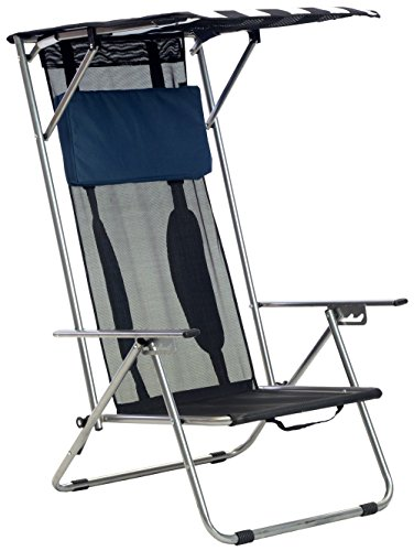 Quik Shade Beach Recliner