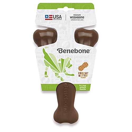 Product Image 3: Benebone Wishbone Durable Dog Chew Toy