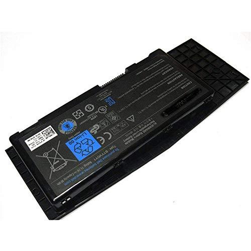 XITAI 11.1V 90Wh 7XC9N BTYVOY1 Ersatz Laptop Akku für Dell Alienware M17X R3 R4 C0C5M 0C0C5M 318-0397 05WP5W 5WP5W MEHRWEG