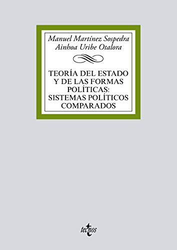 Teoría del Estado y de las formas políticas:sistemas polí