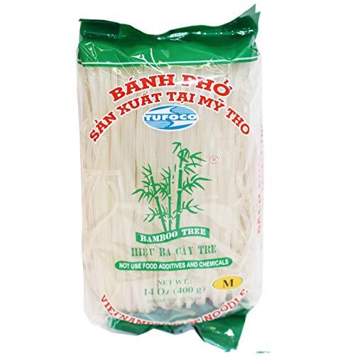 Bamboo Tree Banh Pho Reisbandnudeln M 30x400g