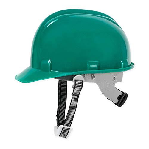 Bauhelm Schutzhelme Helm Arbeitsschutzhelm Grün EN397