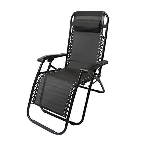 Klappliegestühle Bequemes Sofa Patiostühle Reclining Schwerelosigkeit Liegestühle im Freien Garten Schaukelliegestuhl for Strand Camping Unterstützung 200kg