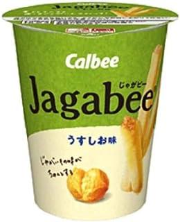 カルビー Jagabee うすしお味 40g