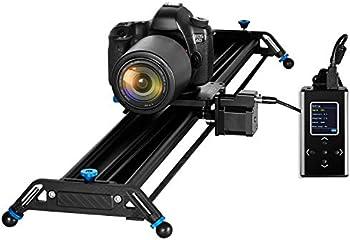 GVM Professional Video Aluminum Alloy Motorized Camera Slider