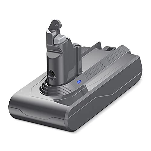 Powerextra 21.6V 3500mAh Batterie de remplacement Li-ion pour Dyson V6- Compatible pour V6 SV04 DC58 DC59 DC61 DC62 DC72 DC74 Absolute Animal Motorhead Slim SV03 SV04 SV05 SV06 SV07 SV09