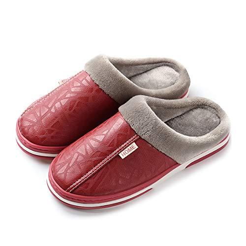 [Asifn] スリッパ ルームシューズ 男性と女性ができる 室内履き 暖かい 滑らない 歩きやすい 洗濯可スリッパ 室内履き専用