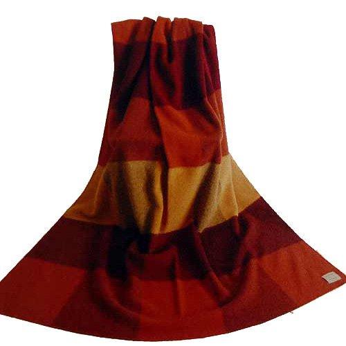 STEINBECK Decke Monza aus 100% Schurwolle, in sechs unterschiedlichen Farben 150 cm x 200 cm