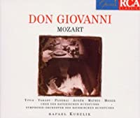 Mozart: Don Giovanni by Titus