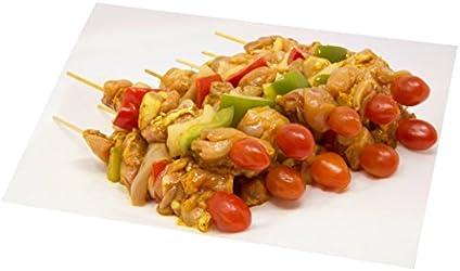 ZAC Butchery Fresh Chicken Kebab, 100g (Pack of 10) (Halal) - Chilled