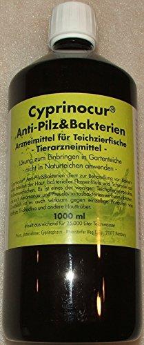 Cyprinocur Anti-Pilz und Bakterien 1 Liter
