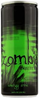 Energy Drink Zombie Awake The Dead (Zombie Awake The Dead, 1 Can)