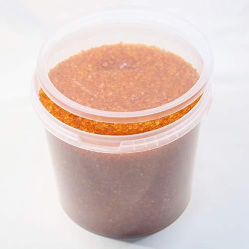 KnePo Kunststofftechnik 4 kg Silica Gel Orange regenerierbar, Trockenmittel mit Indikator, Silikagel