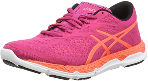Asics 33-fa, Damen Laufschuhe, Pink (pink Glow/flash Coral/carbon 3506), 37 EU
