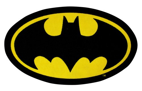 Character World Batman Batcave Teppich