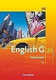 English G 21 - Ausgabe B / Band 4: 8. Schuljahr - Workbook mit Audio-Materialien: Workbook mit Audios online - Hellmut Schwarz