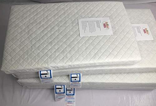 Baby REX ® New Travel COT Mattress FIT 95 X 65 X 10 cm FIT Most GRACO - Mamas & Papas