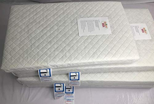Baby REX  New Travel COT Mattress FIT 95 X 65 X 10 cm FIT Most GRACO - Mamas & Papas