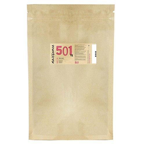 Naissance Ácido Cítrico - Ingrediente Natural 100% Puro- 1Kg