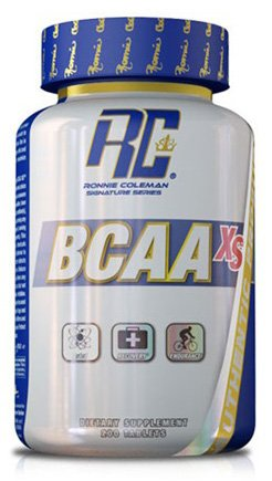 Ronnie Coleman Signature Series King BCCA XX Supplement 200 Tablets