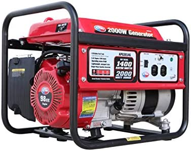 All Power America APG3014G 2000 Watt Portable Generator Gas Powered for Home Back Up Hurricane product image