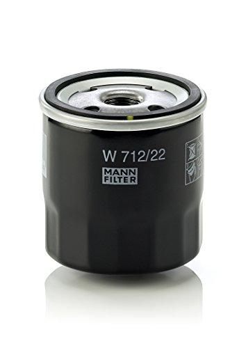 Preisvergleich Produktbild Mann Filter W71222 Ölfilter vom Hersteller eingestellt