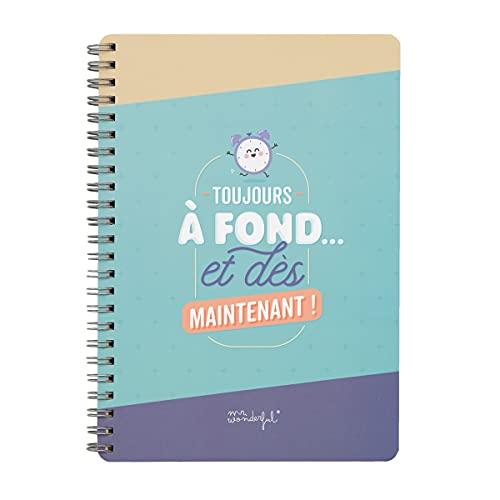 Cuaderno pequeño – siempre a fondo... y ahora.