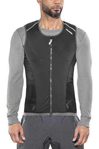 ALPINA Herren, JSP 3.0 MEN VEST Protektor, black-white, S