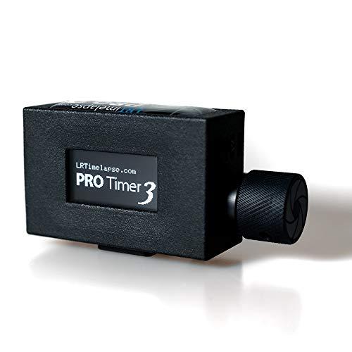 LRTimelapse PRO Timer 3 Kamera Intervallauslöser für Zeitraffer und Astro-Fotografie