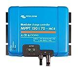 Victron Energy BlueSolar MPPT MC4 150V 70 amp 12/24/36/48-Volt amp Solar Charge Controller