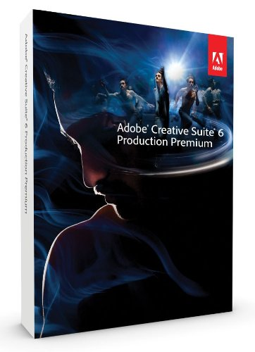 Adobe Creative Suite 6 Production Premium, upgrade Version from CS5.5 [import anglais]