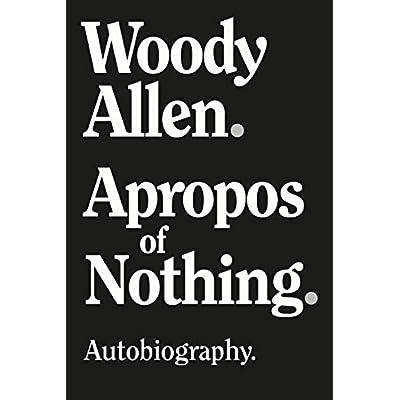 woody allen books