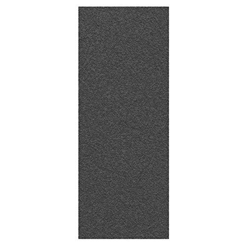ZLDDE Papel de Lija 9 PCS 3000 5000 7000 High Grit Húmedo y seco Papel de Lija Surtido Drywall Landing Paper 9 x 3.6 Pulgadas para Pintura de automóviles Auto BOD para automoción y carpintería