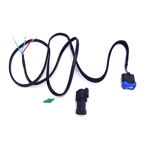 SouthMarine 5006358 Trim Tilt Switch for Johnson Evinrude OMC Outboard Motor Side Mount Remote Control Box with PT