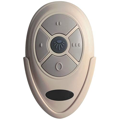 Ceiling Fan Remote Control Replace for Original FAN35T Harbor Breeze KUJCE9603, FCC ID: L3HFAN35T1