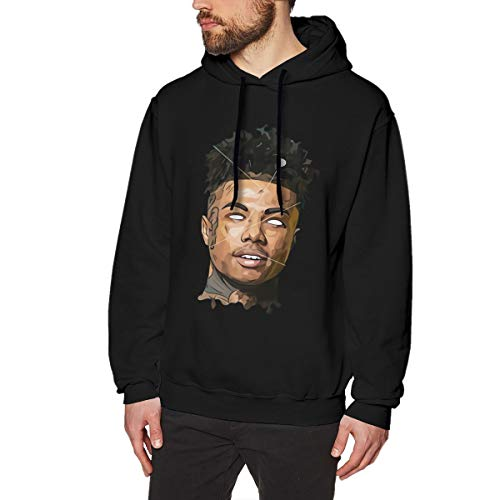 Blueface Hooded Pullover