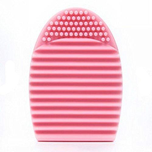 Demarkt Cepillo limpieza maquillaje lavado cepillo lavador J