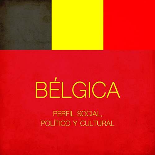 Bélgica [Belgium] audiobook cover art