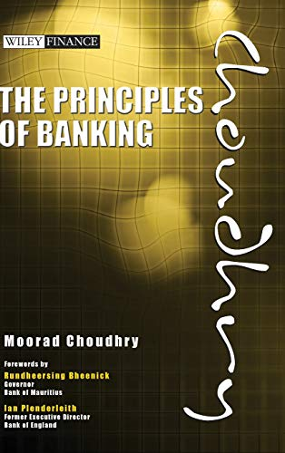 Compare Textbook Prices for The Principles of Banking 1 Edition ISBN 9780470825211 by Choudhry, Moorad