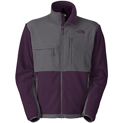 The North Face Denali Fleece Jacket - Men's Recycled Dark Eggplant Purple, L
