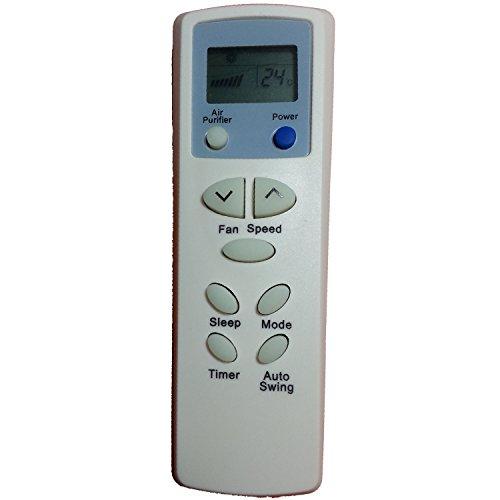 Ersättande LG luftkonditionering fjärrkontroll (bekräfta att din gamla fjärrkontroll är samma med bild innan du beställer))