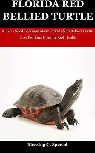 Florida Red Bellied Turtle: All You Need To Know About Florida Red Bellied Turtle Care, Feeding, Housing And Health (Books on Pets Book 1) (English Edition)