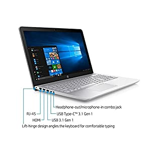 "HP Pavilion Business Flagship Laptop PC (2018 Edition) 15.6"" HD WLED-backlit Display 8th Gen Intel i5-8250U Quad-Core Processor, 8GB DDR4 RAM, 1TB HDD, Bluetooth, Webcam, B&O Audio, Windows 10"