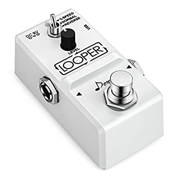Donner Tiny Looper Guitar Effect Pedal review