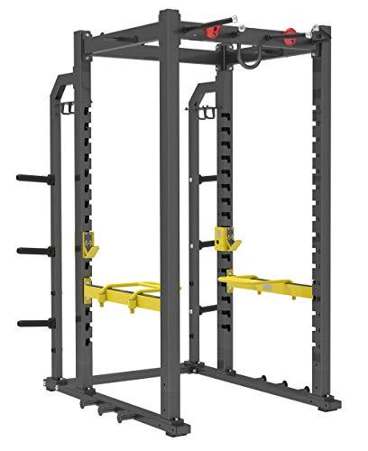 Fitness First Power Rack, Black (F1RACK1)