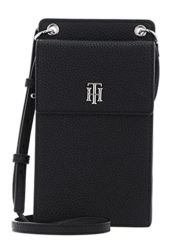Tommy Hilfiger TH Elevated Phone Wallet Black