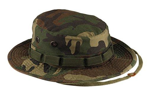 Army Hut Damen Boonie Hat camo 7 1/4